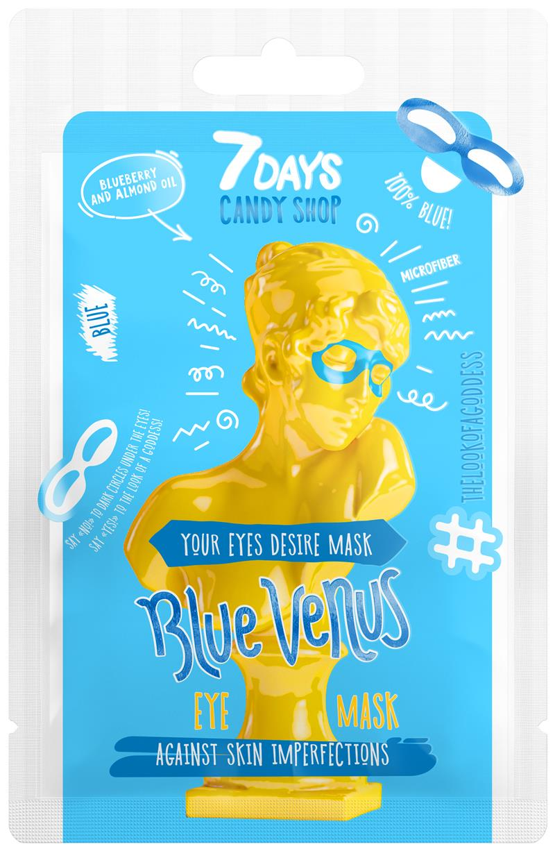 Eye Sheet Mask BLUE VENUS 10g