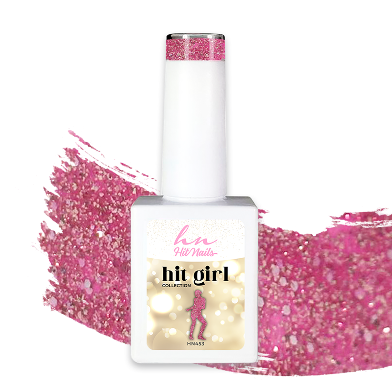 Gel Polish Hit Girl 10ml - HN453