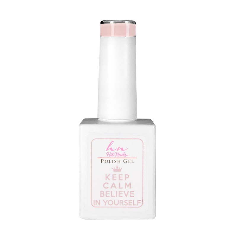 Gel Polish Keep Calm & Believe in Yourself