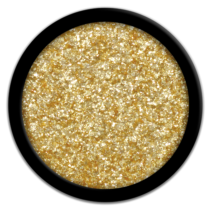 Micro Snow Flakes Gold