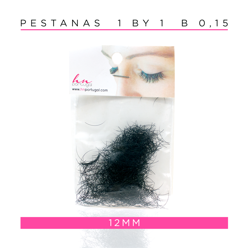 Pestanas 0,5 B 0,15 13mm